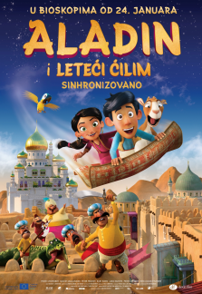 Aladin i leteći ćilim ( sinhronizovano)